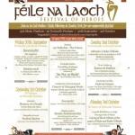 Féile na Laoch Cuid II poster