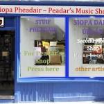 Siopa Pheadair
