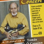 Ómós do Thomás Poster