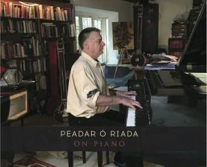 Peadar on Piano cludach